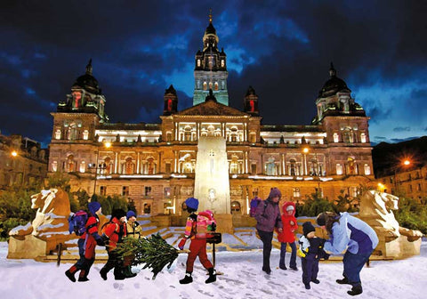 George Square Winter