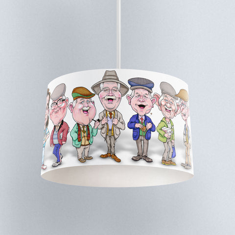 Auld Pals Pendant Lamp Shade