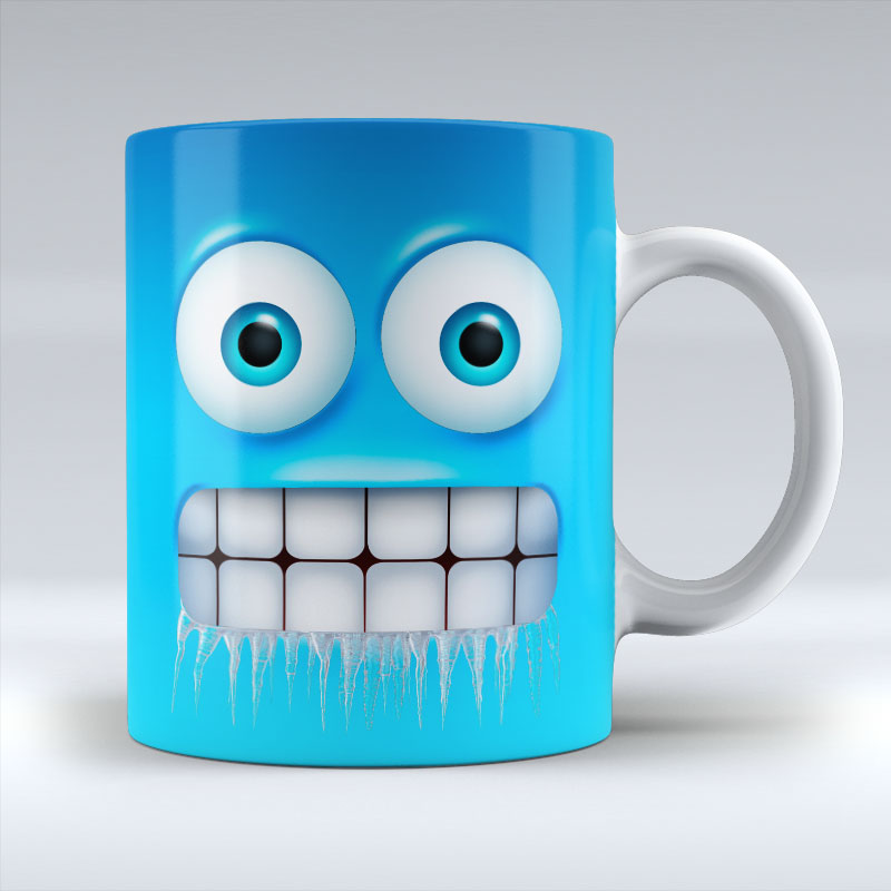 Baltic Emoji - Mug