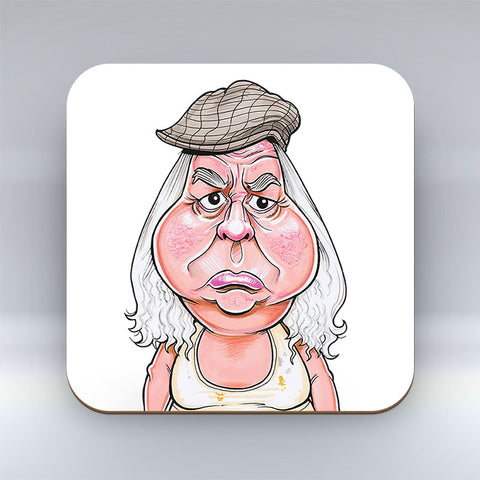 Granda Fecker - Coaster