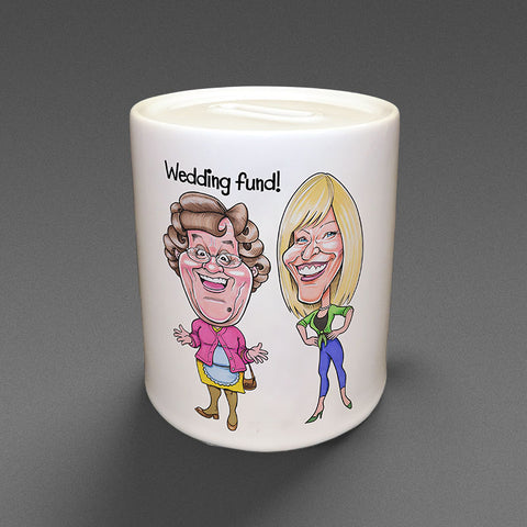 Wedding fund! - Bank