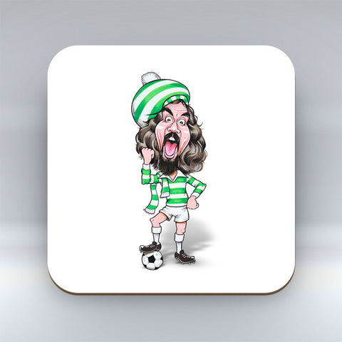 Football Billy - Coaster