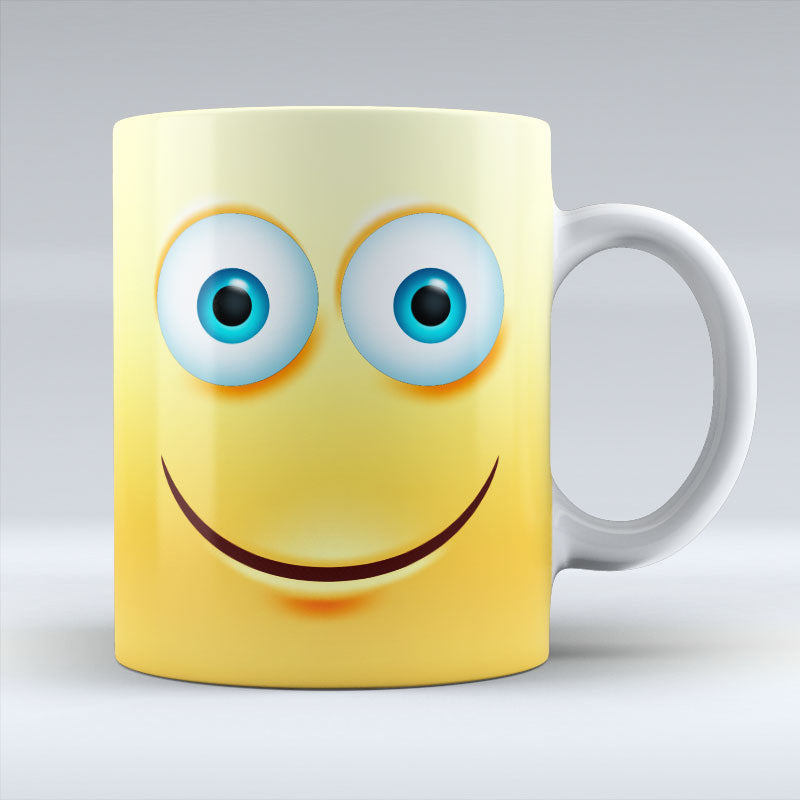 Happy Emoji - Mug