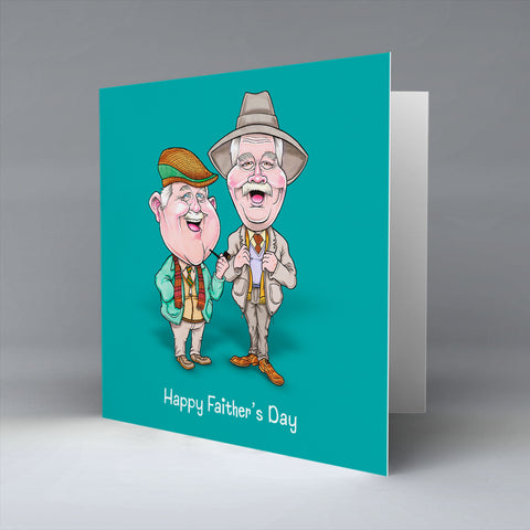 Happy Faither's Day - Greetings Cards