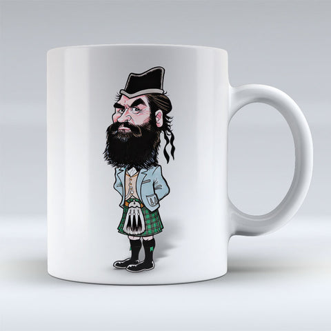 Highland Billy - Mug