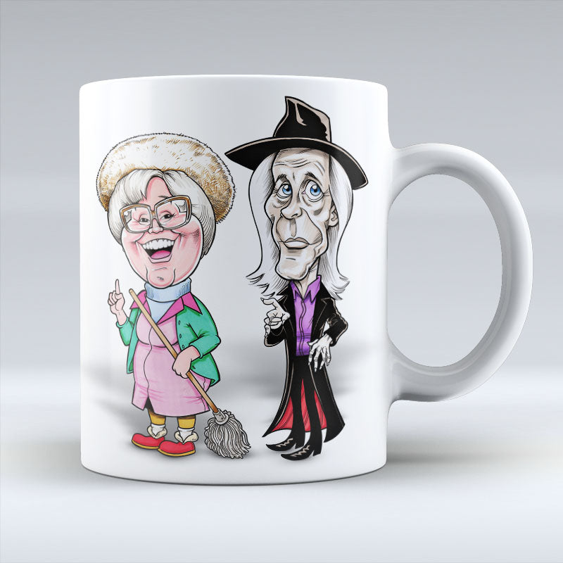 Have ye heard! It's the grim reaper - Mug
