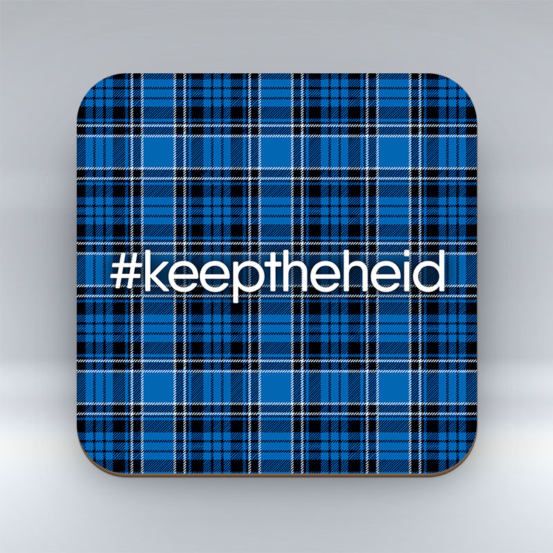 KeepTheHeid - Coaster