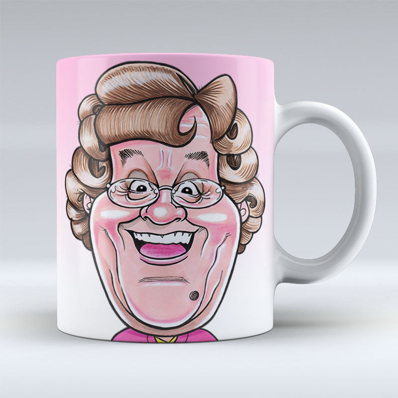 Mammy Fecker - In Yer Face - Mug
