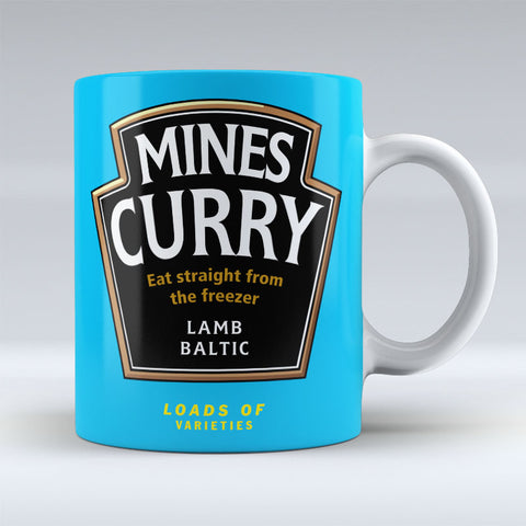 Mines Curry - lamb baltic - Mug