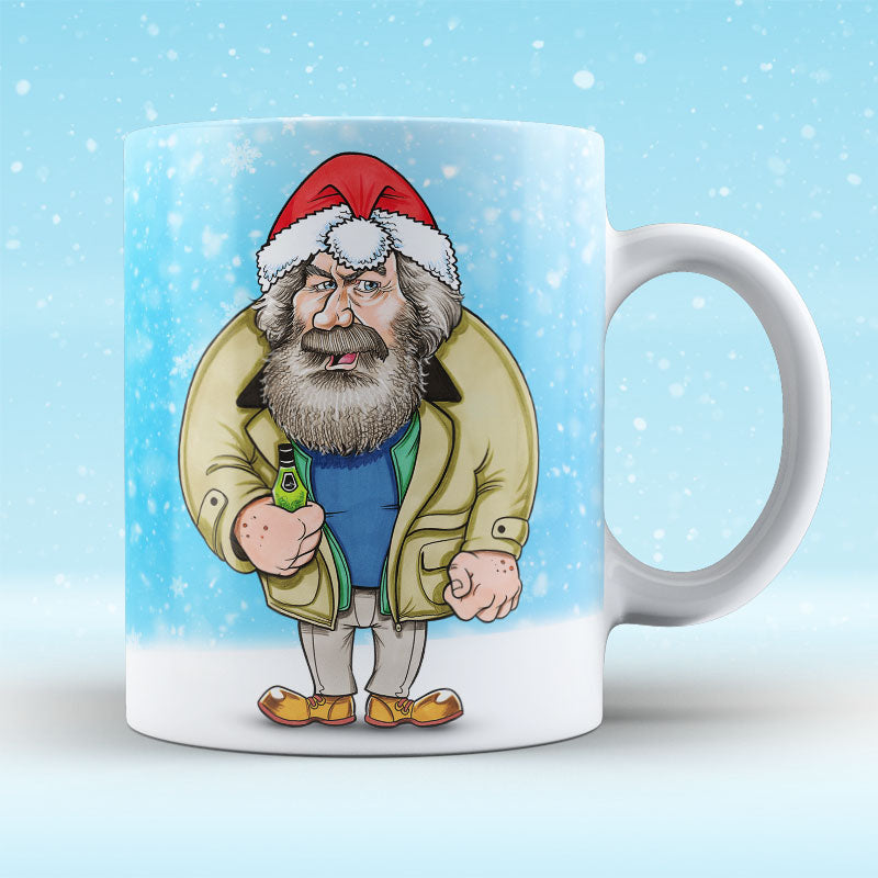 Platinum Big Man - Christmas Mug