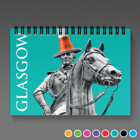 Glasgow Duke - Notepad