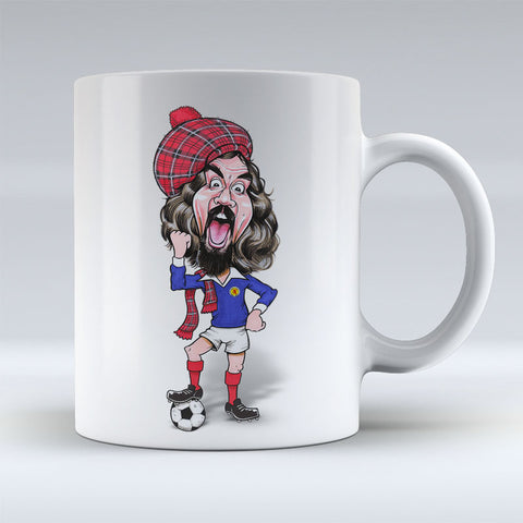 Scotland Billy - Mug