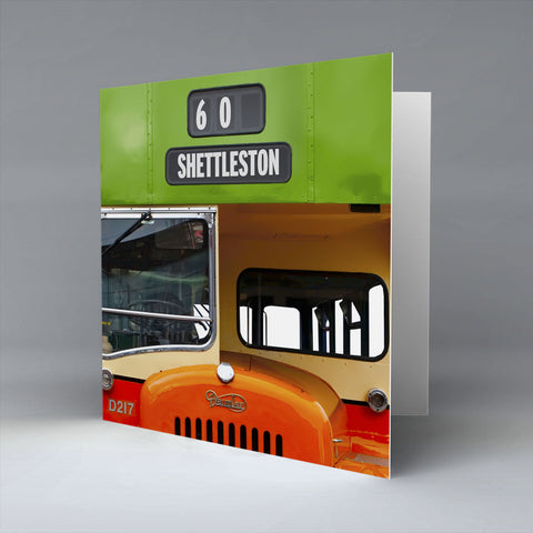 Shettleston Greetings Card
