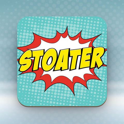Stoater - Coaster