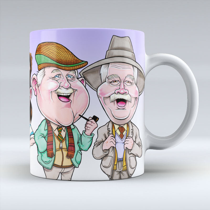 Best of Pals - In Yer Face - Mug