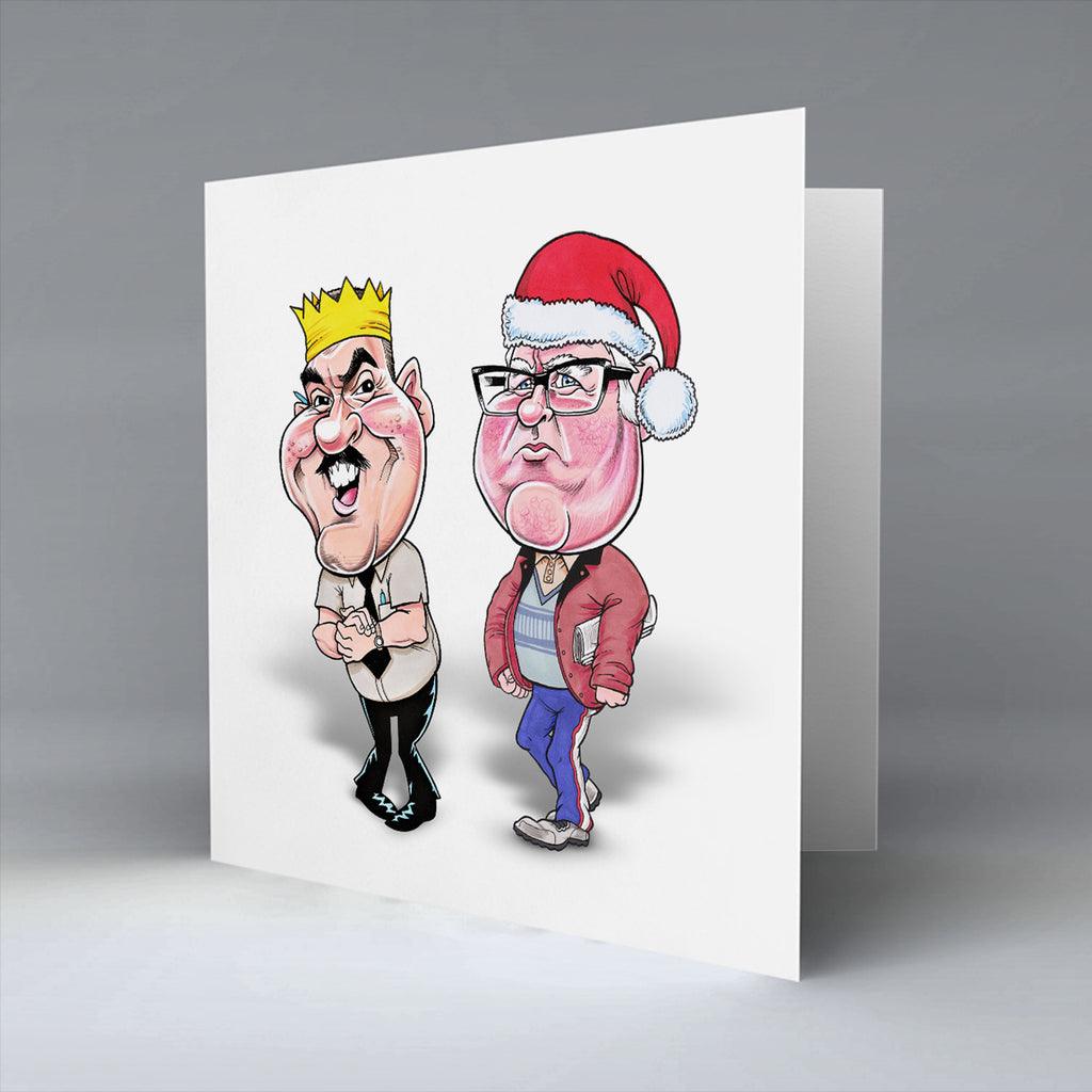Win Some Lose Some - Christmas Card