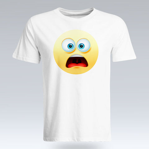 Worried Emoji - T-Shirt