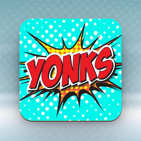Yonks - Coaster