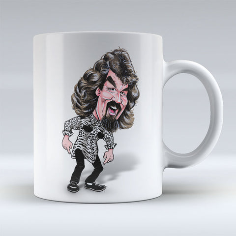 Zebra Billy - Mug