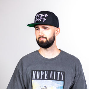 Script Hope City Snapback