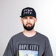 Load image into Gallery viewer, Script Hope City Snapback