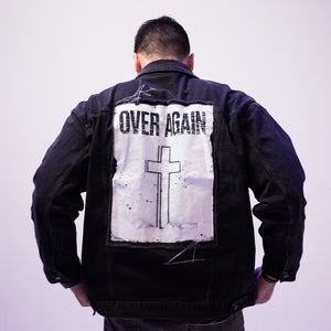 Over Again Denim Jacket