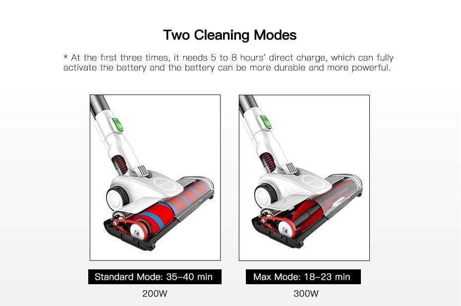 Proscenic P9 2-in-1 Cordless Vacuum Cleaner With Wall Charging Base - Breathe Smooth
