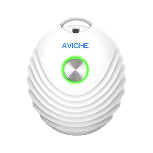 Aviche Personal Ionic Air Purifier For Daily Use Removes PM2.5 - Breathe Smooth