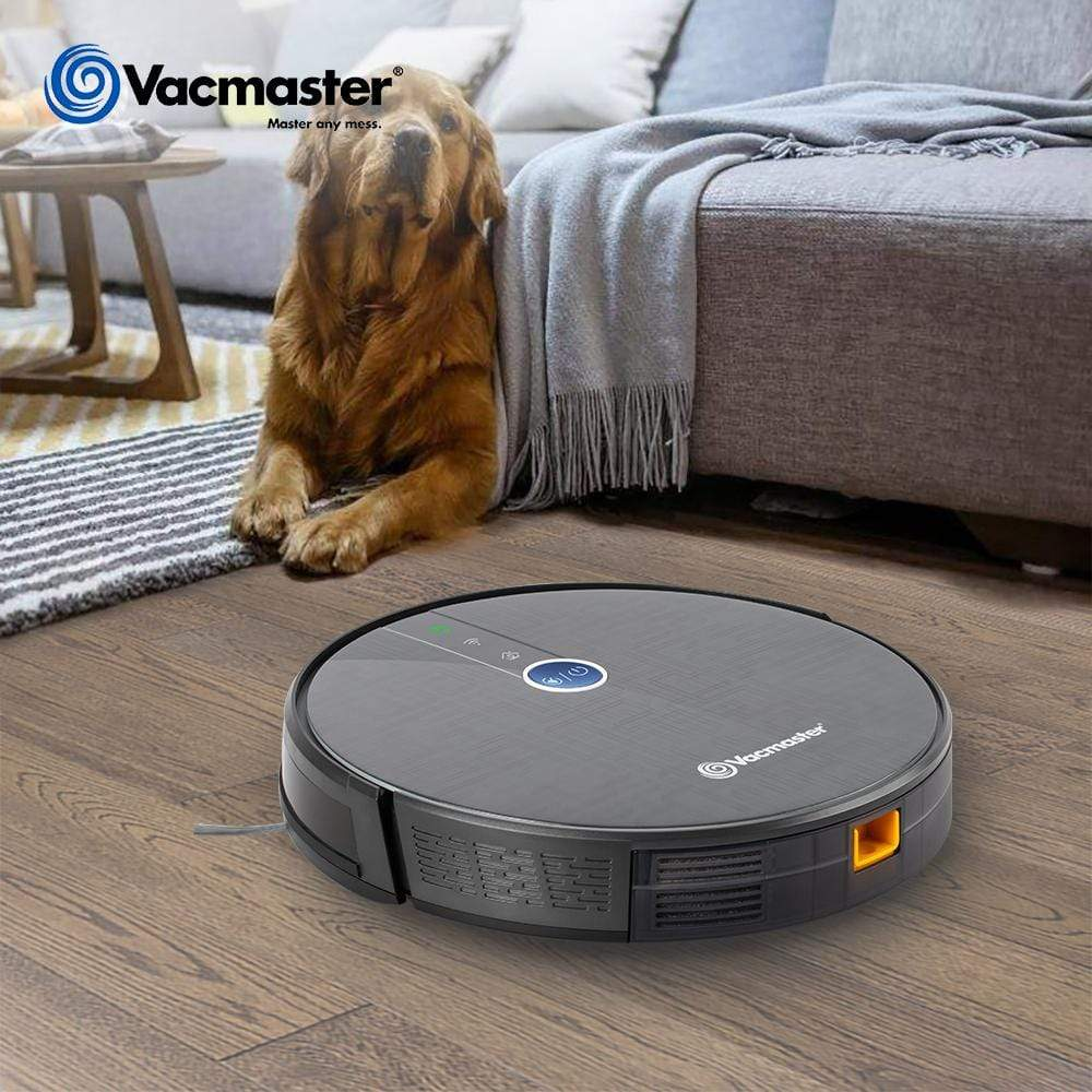 Vacmaster V12 Robot Vacuum Cleaner 1800PA - Breathe Smooth