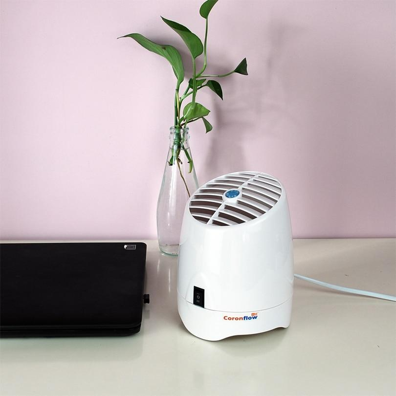 CoronFlow Home and Office Air Purifier with Aroma Diffuser (EU PLUG) - Breathe Smooth