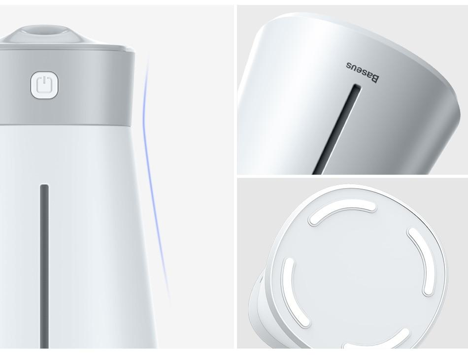 Baseus 380ML Air Humidifier Air Diffuser - Breathe Smooth