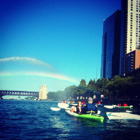 Downtown Chicago Kayaking Rental