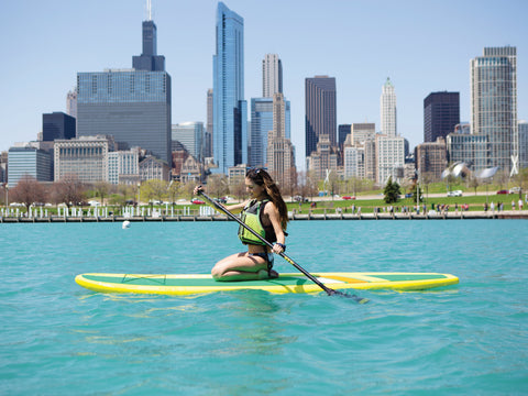 Intro to Paddle Board