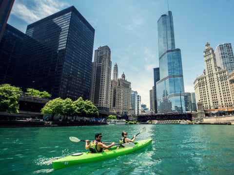 Riverwalk Intro Paddle