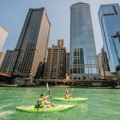 Kayak Rental Lakefront
