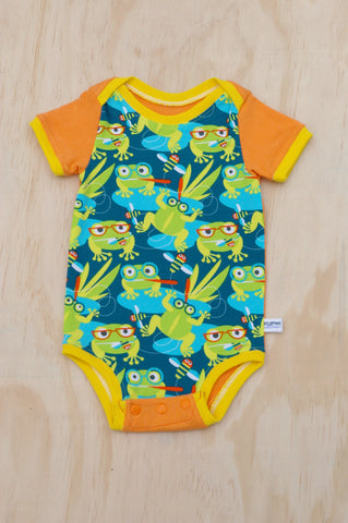 Jack Frog & Friends Onesie