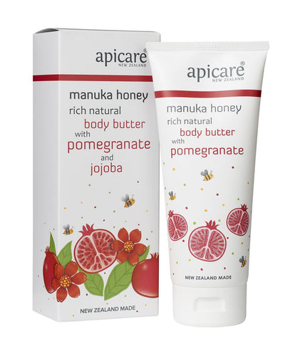 Apicare pomegranate body butter