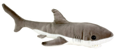 Shark plush toy large