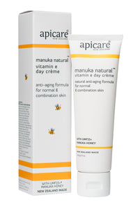 Apicare manuka natural day creme