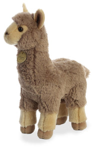 Antics Alpaca taupe soft toy