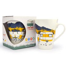 Load image into Gallery viewer, Van Go Collections autumn China mug