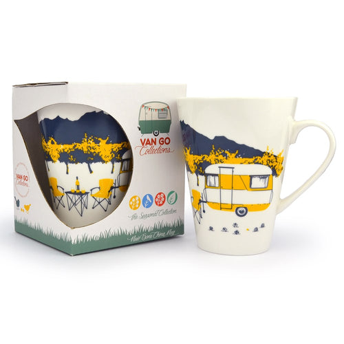 Van Go Collections autumn China mug