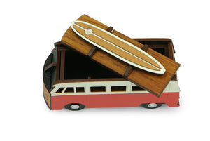 Box Clever Kombi – Red/Cream