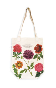 Cavallini & Co. Botanical vintage tote bag