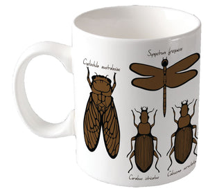 Colour Change Bugs Mug