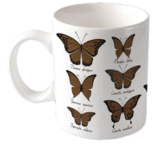 Load image into Gallery viewer, Colour Change Butterfly Mug