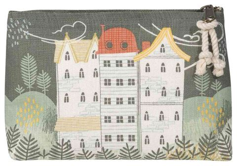 Danica Studio hill & dale small cosmetic bag