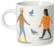 Load image into Gallery viewer, Danica studio people person short porcelain mug
