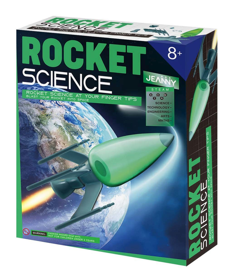 Jeanny rocket science box set