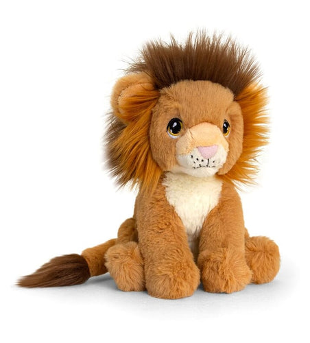 Keel eco soft toy lion 18 cm
